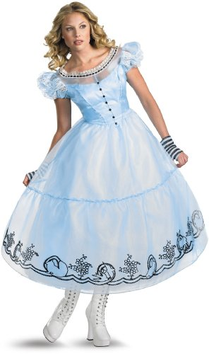 Halloween Alice and Mad Hatter Costumes for Couples