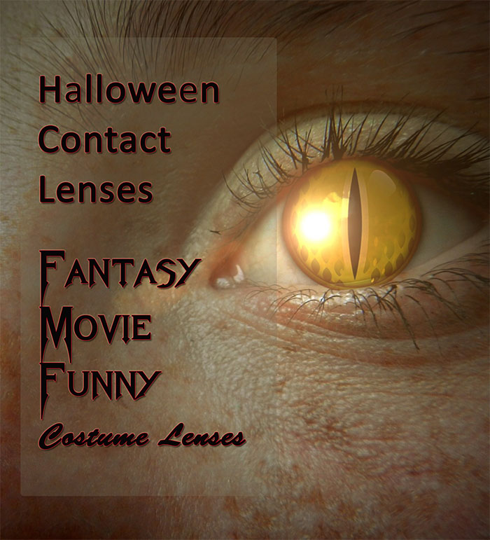 Halloween Contact Lenses Gallery