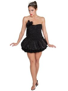 Black Swan Costumes for Halloween