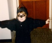 how to make a halloween bat costume for kids