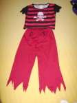 how to make pirate costumes for kids