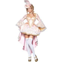 sexy marie-antoinette costume for women