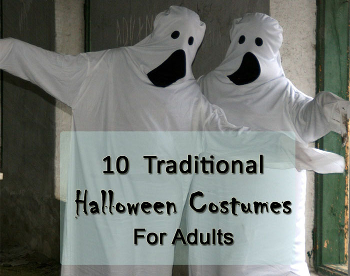 10 Traditional Halloween Costumes