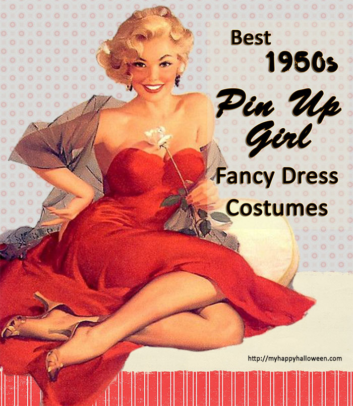 Best 1950s Pin Up Girl Costumes