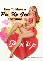 how to make a pin up girl costume