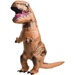 jurassic world adult t-rex costume