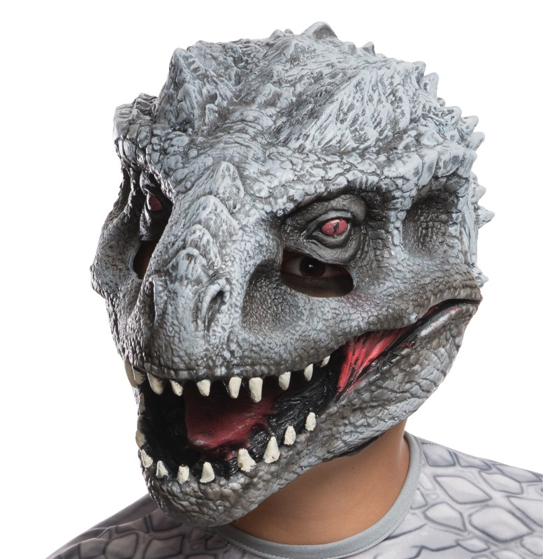 Jurassic World Masks Rule the Halloween Party