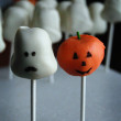 how to make ghost cake pops for halloween