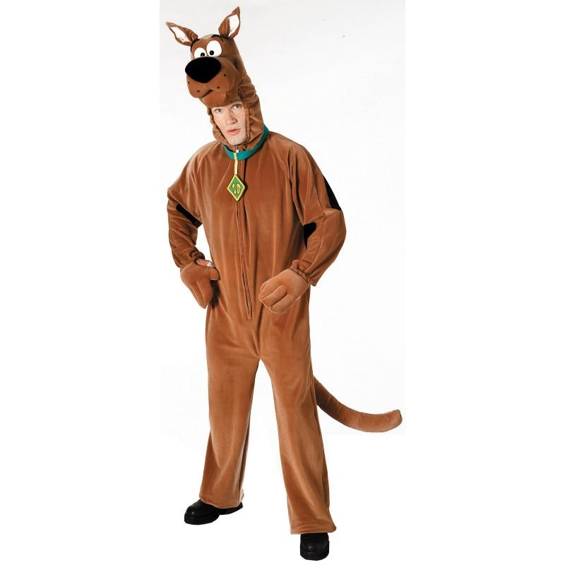 Funny Adult Scooby-Doo Costumes for Halloween