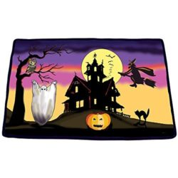 Top 5 kids friendly Halloween door mats